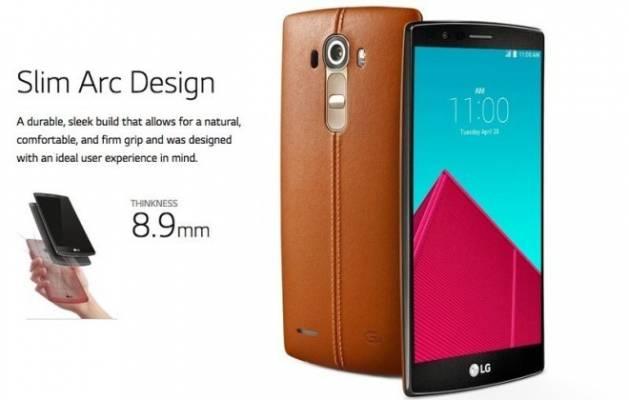 LG G4 – irgendwas kommt am 28.04.015