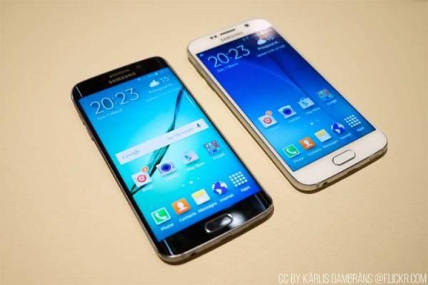 Schlecht ausgeliefert? Erstes Update für das Galaxy S6 und S6 edge