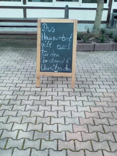 Streit in Rosins TV Restaurant