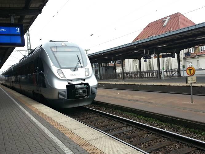 Jena/Weimar: Zugstrecke soll der längste Orchestergraben der Welt werden