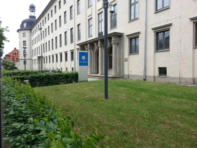 Erfurt: verletzter 23jähriger greift Krankenhauspersonal an