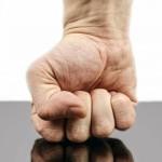 Hand, Gewalt, Streit