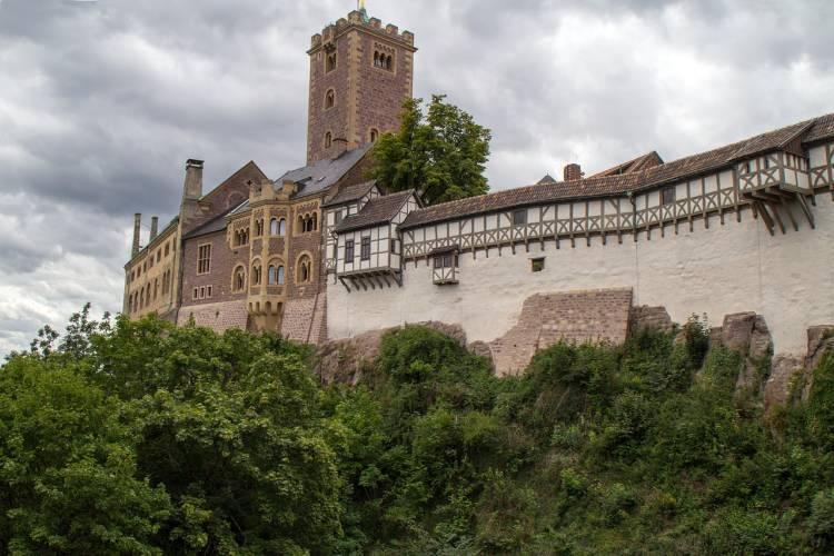 Die Wartburg und ihre Geheimnisse