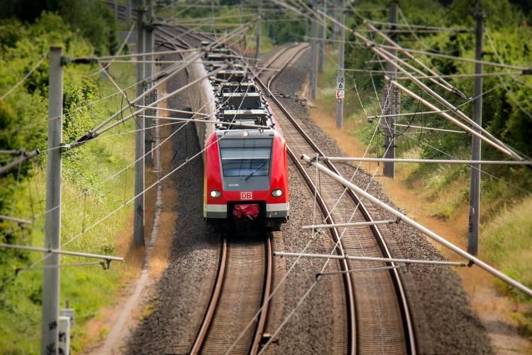 Erzgebirge: Zug ferngesteuert mit 5G