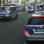 Polizei Teichgraben Demo TNetzbandt thib24