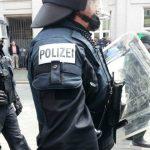 Polizei Uniform 3 Symbol TNetzbandt thib24.de