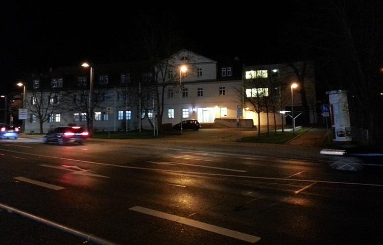 Weimar: Wieder Tumulte auf Wielandplatz