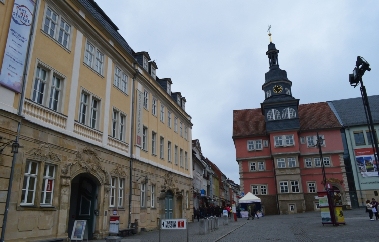 Eisenach: THEPRA Spenden-Sammlung offiziell in der Stadt
