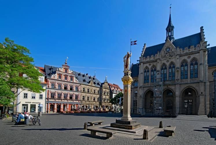 Erfurt: Wie soll die Stadt 2030 aussehen?