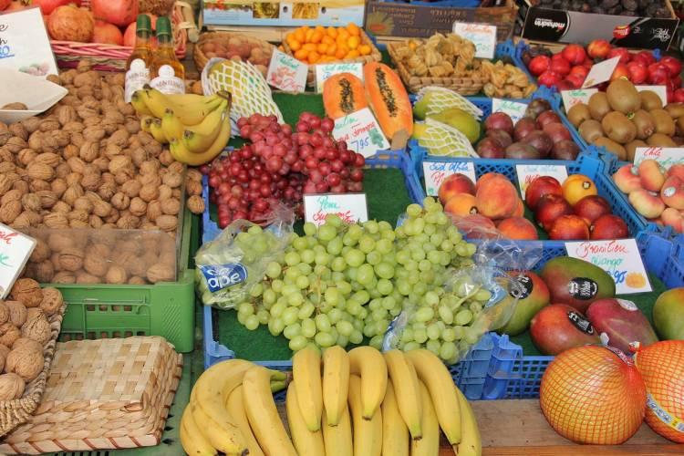 Ilmenau: Wochenmarkt aufgrund von Reparaturarbeiten auf den Wetzlaer Platz verlegt