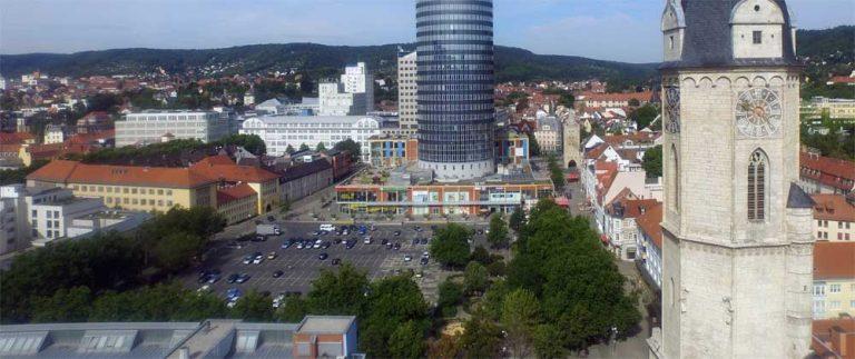 Jena: Investoren-Auswahl für den Eichplatz gestartet