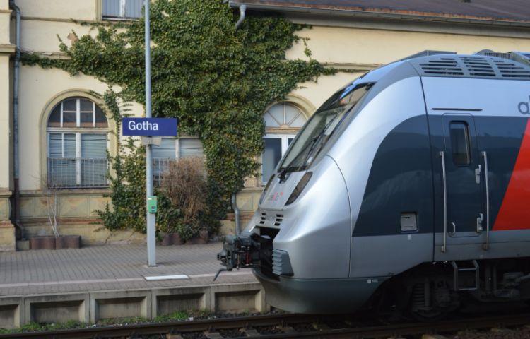 Gotha: Neues Leben für den Hauptbahnhof