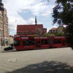 Anger 1 Erfurt Straßenbahn EVAG Ursulinenkloster TNetzbandt thib24.de