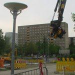 Bauarbeite Jena Lobeda Symbol TNetzbandt thib24.de