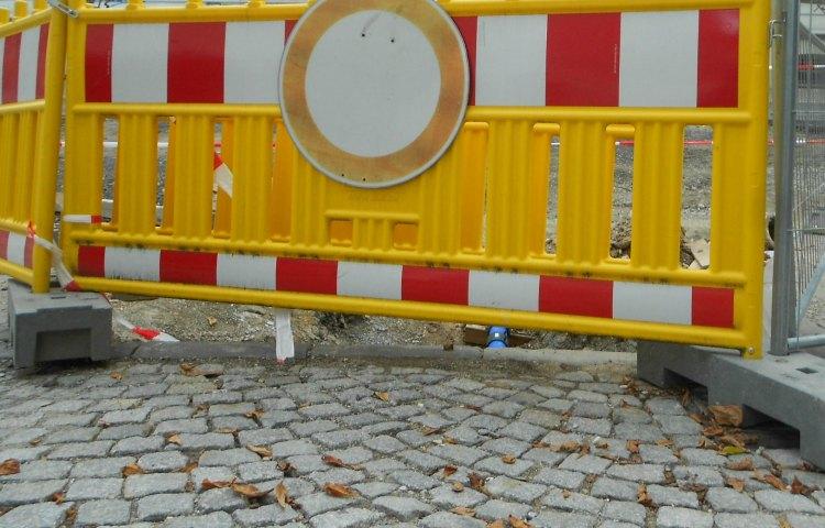Ilmenau: Wahlkampf führt zu einige Verkehrsbehinderungen