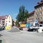 Baustelle Wagnergasse Johannisplatz TNetzbandt thib24.de