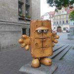 Bernd das Brot Rathaus Erfurt TNetzbandt thib24.de 750