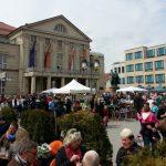 DNT Goetheplatz Weimar Flohmarkt TNetzbandt thib24.de 750