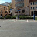 Eichplatz Parkplatz Elektromobile TNetzbandt thib24.de