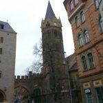 Eisenach Markt Nicolaikirche TNetzbandt thib24.de