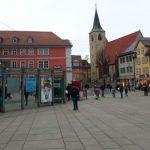 Erfurt Zentrum Anger TNetzbandt thib24.de