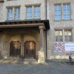 FSU Hauptgebäude Friedrich Schiller Unversität Jena TNetzbandt thib24