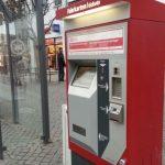 Fahrkartenautomat Erfurt TNetzbandt thib24.de