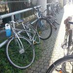 Fahrräder Paradiesbahnhof Jena Abschlepp Ordnungsamt TNetzbandt thib24