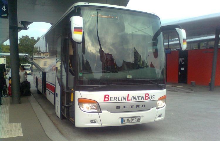 Ilmenau: Stadt befürwortet die Ausweitung des Fernbusverkehrs