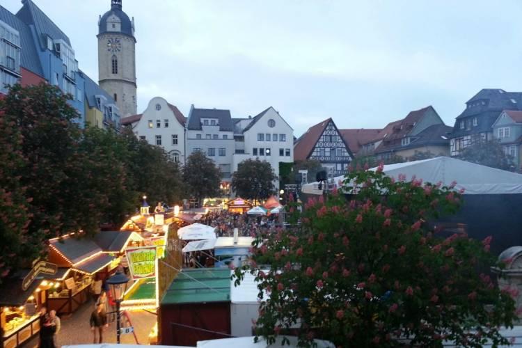 Jena: Trödelmarkt, Holzmarkt und alle Veranstaltungen mit über 500 Teilnehmern sind abgesagt