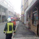 Feuerwehr Einsatz Krautgasse Jena Polizei TNetzbandt thib24.de