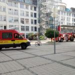 Feuerwehr Jena Ernst Abbe Platz Campus Uni Jena 3 TNetzbandt thib24.de