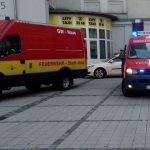 Feuerwehr Jena Ernst Abbe Platz Campus Uni Jena TNetzbandt thib24.de