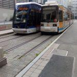 Jenah Straßenbahnen Ernst Abbe Platz Uni Campus TNetzbandt thib24.de