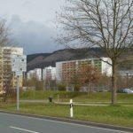 Lobdeburg Block Wohnungen Orsteingang Lobeda Ost TNetzbandt thib24