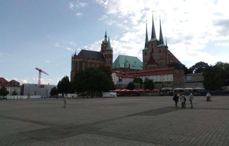 Erfurt: Düstere Aussichten auch für Adventsmärkte
