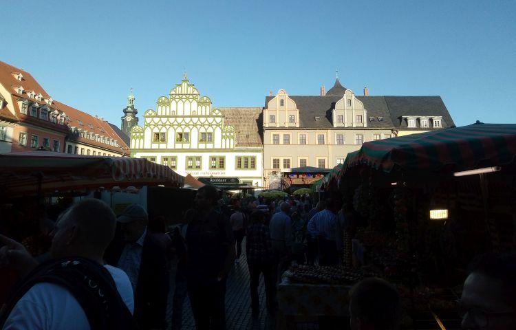 Weimar: Zwiebelmarkt findet statt
