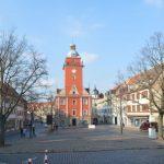 Marktplatz Gotha Ansichten Rathaus TNetzbandt thib24.de