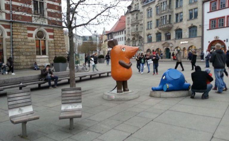 Erfurt: Kika-Elefant muss restauriert werden
