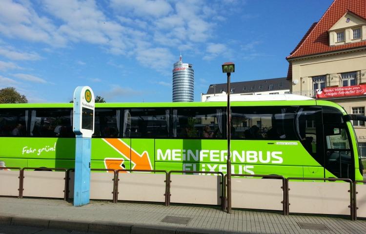 Flixbus stellt vorerst den Betrieb ein