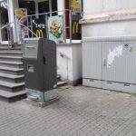 Papierkorb Schnellrestaurant tnetzbandt thib24.de