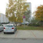 Parkplatz Lobeda Wohnungen Gebäude Block VW TNetzbandt thib24.de