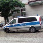 Polizei Jena am breiten Stein Zentrum TNetzbandt thib24.de_