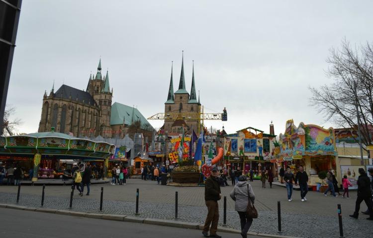Erfurt: Familientag mit deutlich reduzierten Preisen am 3. Oktober auf dem Erfurter Oktoberfest