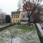 Schillers Gartenhaus von der Zinne TNetzbandt thib24.de