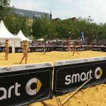 Smart beach volleyball Jena 3 TNetzbandt thib24