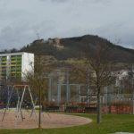 Spielplatz Jena-Lobeda Lobdeburg TNetzbandt thib24
