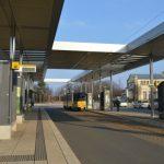 Straßenbahn Bus Bahnhof Gotha TNetzbandt thib24