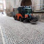 Straßenkehrmaschine Jena TNetzbandt thib24.de