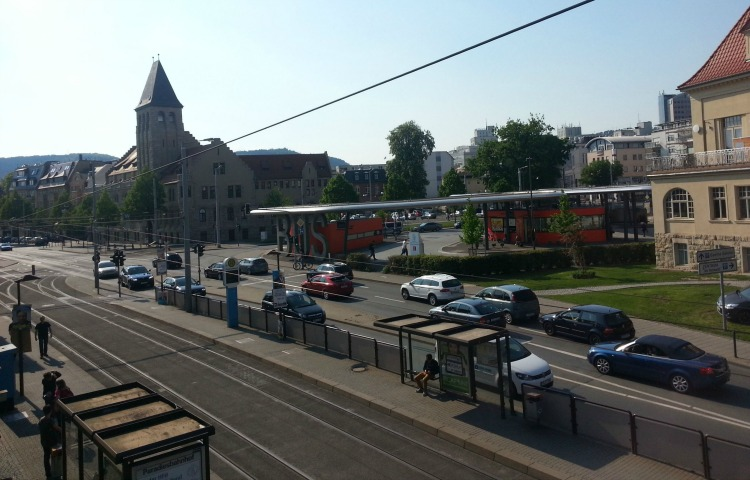 Jena: Schulmesse am Samstag im Volksbad